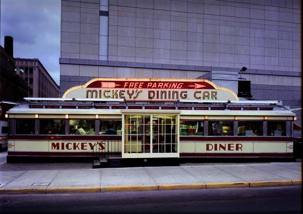 Mickey S Diner St Paul Mn The Next Bar Stool