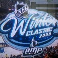 Dear NBC, it is 2011. You may want to update your logo for the game. Sincerely, The Next Bar Stool